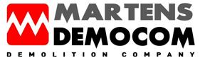 Martens Democom Logo