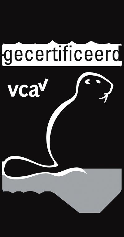VCA gecertifieerd bedrijf